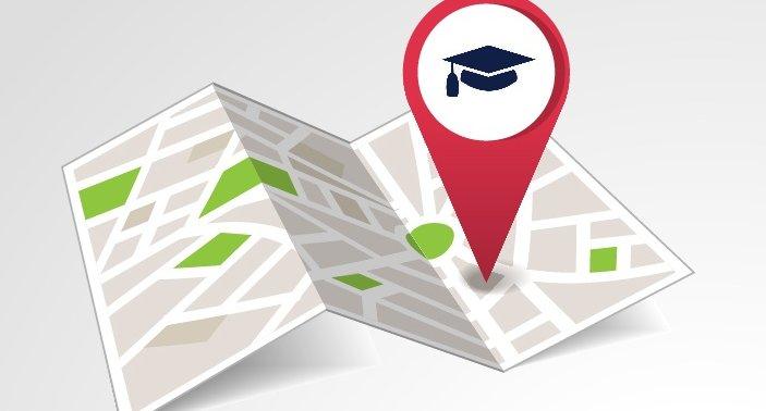 Formazione online e geolocalizzazione